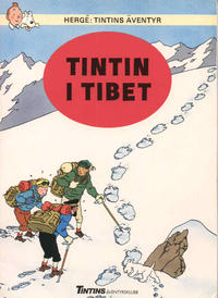 Cover Thumbnail for Tintins äventyr (Nordisk bok, 1984 ? series) #[4298] - Tintin i Tibet