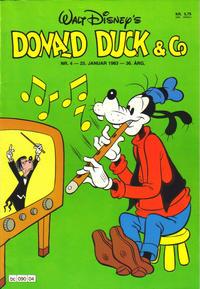 Cover Thumbnail for Donald Duck & Co (Hjemmet / Egmont, 1948 series) #4/1983