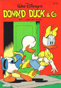 Cover Thumbnail for Donald Duck & Co (Hjemmet / Egmont, 1948 series) #9/1983
