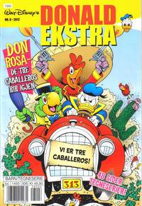 Cover Thumbnail for Donald ekstra (Hjemmet / Egmont, 2011 series) #6/2012
