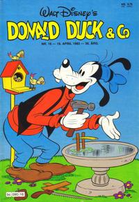 Cover Thumbnail for Donald Duck & Co (Hjemmet / Egmont, 1948 series) #16/1983