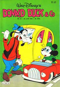 Cover Thumbnail for Donald Duck & Co (Hjemmet / Egmont, 1948 series) #26/1983