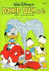 Cover Thumbnail for Donald Duck & Co (Hjemmet / Egmont, 1948 series) #29/1983