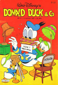 Cover Thumbnail for Donald Duck & Co (Hjemmet / Egmont, 1948 series) #31/1983