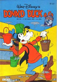 Cover Thumbnail for Donald Duck & Co (Hjemmet / Egmont, 1948 series) #40/1983