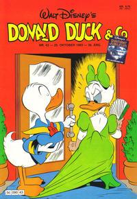 Cover Thumbnail for Donald Duck & Co (Hjemmet / Egmont, 1948 series) #43/1983