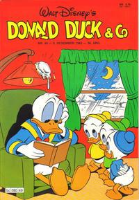 Cover Thumbnail for Donald Duck & Co (Hjemmet / Egmont, 1948 series) #49/1983
