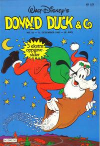 Cover Thumbnail for Donald Duck & Co (Hjemmet / Egmont, 1948 series) #50/1983