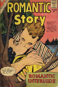 Cover Thumbnail for Romantic Story (Charlton, 1954 series) #52