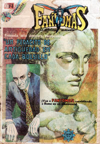 Cover Thumbnail for Fantomas (Editorial Novaro, 1969 series) #156