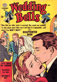 Cover Thumbnail for Wedding Bells (Quality Comics, 1954 series) #7
