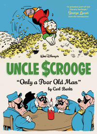 Cover Thumbnail for The Complete Carl Barks Disney Library (Fantagraphics, 2011 series) #[12] - Walt Disney's Uncle Scrooge- Only a Poor Old Man