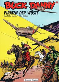 Cover Thumbnail for Buck Danny (Carlsen Comics [DE], 1989 series) #2 - Piraten der Wüste