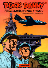 "Cover Thumbnail for Buck Danny (Carlsen Comics [DE], 1989 series) #7 - Flugzeugträger ""Valley Forge"""