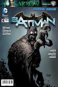 Cover Thumbnail for Batman (Editorial Televisa, 2012 series) #6