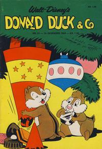Cover Thumbnail for Donald Duck & Co (Hjemmet / Egmont, 1948 series) #51/1969