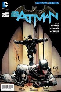 Cover Thumbnail for Batman (Editorial Televisa, 2012 series) #5