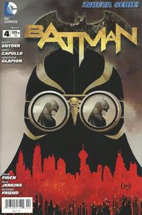Cover Thumbnail for Batman (Editorial Televisa, 2012 series) #4