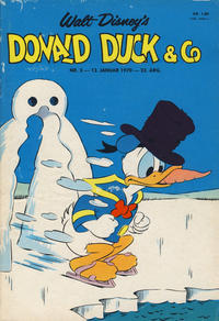Cover Thumbnail for Donald Duck & Co (Hjemmet / Egmont, 1948 series) #3/1970