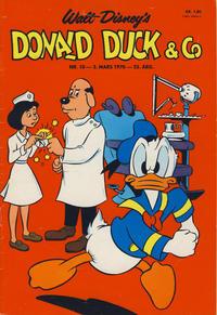 Cover Thumbnail for Donald Duck & Co (Hjemmet / Egmont, 1948 series) #10/1970