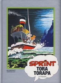 Cover Thumbnail for Sprint [Seriesamlerklubben] (Hjemmet / Egmont, 1998 series) #17 - Tora Torapa