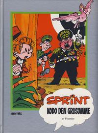 Cover Thumbnail for Sprint [Seriesamlerklubben] (Semic, 1986 series) #23 - Kodo den grusomme