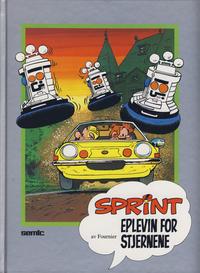 Cover Thumbnail for Sprint [Seriesamlerklubben] (Semic, 1986 series) #22 - Eplevin for stjernene