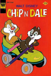 Cover Thumbnail for Walt Disney Chip 'n' Dale (Western, 1967 series) #31 [Whitman]