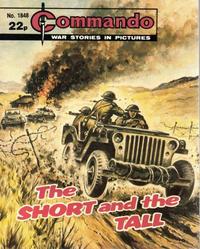 Cover Thumbnail for Commando (D.C. Thomson, 1961 series) #1848