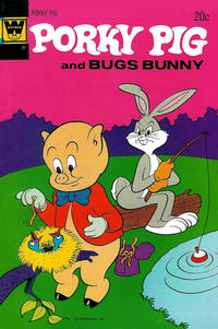 Cover Thumbnail for Porky Pig (Western, 1965 series) #54 [Whitman]