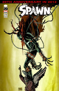 Cover Thumbnail for Spawn (Image, 1992 series) #219
