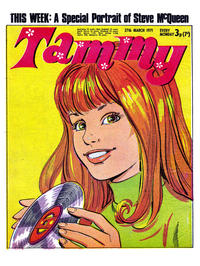 Cover Thumbnail for Tammy (IPC, 1971 series) #27 March 1971