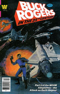 Cover Thumbnail for Buck Rogers (Western, 1964 series) #4 [Whitman]