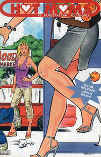 Cover Thumbnail for Hot Moms (Fantagraphics, 2003 series) #2