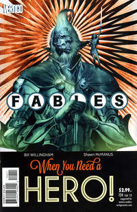 Cover Thumbnail for Fables (DC, 2002 series) #124