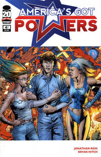 Cover Thumbnail for America's Got Powers (Image, 2012 series) #4
