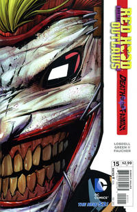 Cover Thumbnail for Red Hood and the Outlaws (DC, 2011 series) #15