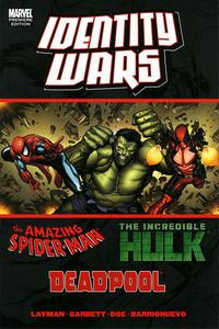 Cover Thumbnail for Deadpool/Amazing Spider-Man/Hulk: Identity Wars (Marvel, 2011 series) #[nn]
