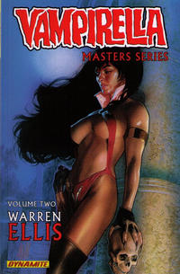 Cover Thumbnail for Vampirella Masters Series (Dynamite Entertainment, 2010 series) #2