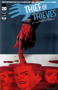 Cover Thumbnail for Thief of Thieves (Image, 2012 series) #11