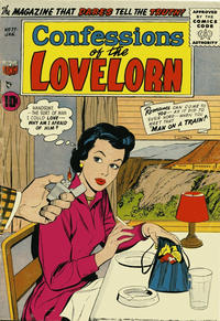 Cover Thumbnail for Confessions of the Lovelorn (American Comics Group, 1956 series) #77