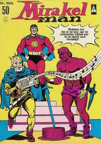 Cover Thumbnail for Mirakelman (Classics/Williams, 1965 series) #1506
