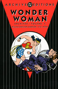 Cover Thumbnail for Wonder Woman Archives (DC, 1998 series) #7