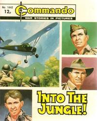 Cover Thumbnail for Commando (D.C. Thomson, 1961 series) #1442