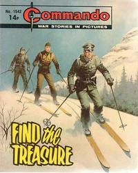 Cover Thumbnail for Commando (D.C. Thomson, 1961 series) #1542