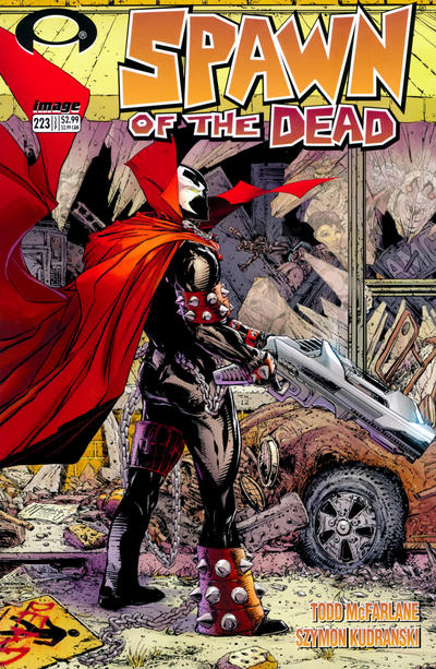 Cover for Spawn (Image, 1992 series) #223