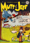 Cover for Mutt and Jeff (National Comics Publications of Canada Ltd, 1948 series) #34