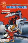 Cover for Donald Pocket (Hjemmet / Egmont, 1968 series) #7 - Onkel Skrue gir seg ikke [7. opplag bc 239 20]