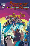 Cover for Adventure Time (Boom! Studios, 2012 series) #7 [Cover B by Jason Ho]