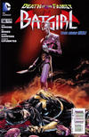 Cover for Batgirl (DC, 2011 series) #14 [Second Printing]